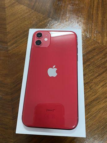 Iphone 11 256Gb com capa e pelucula, como novo