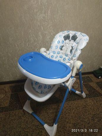 Safety 1st Kiwi стульчик для кормления.