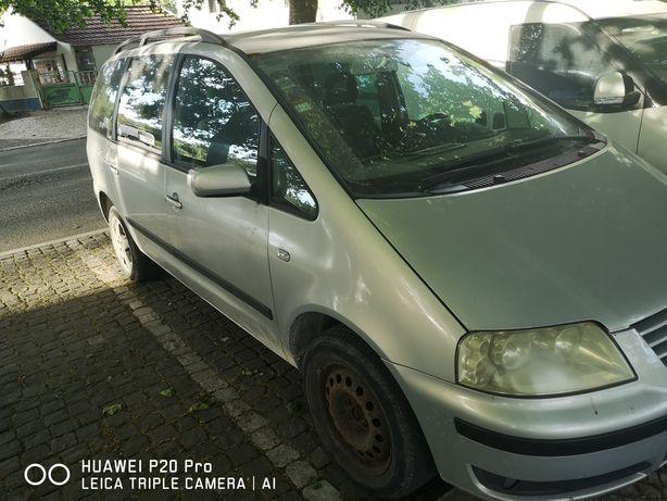 Volkswagen sharan 1.9 tdi 115cv