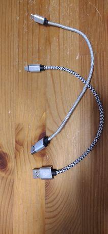 2 Cabos micros SD - USB