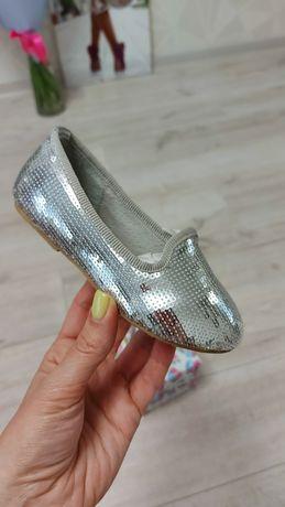 Нарядные туфли размер 8