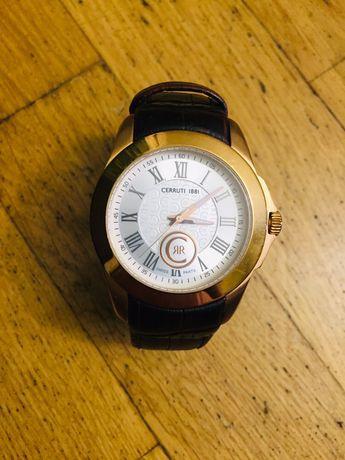Швейцарские часы Cerruti 1881