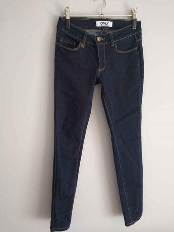 Jeansy rurki okazja jak nowe