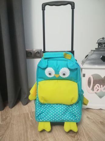 Cudny plecaczek