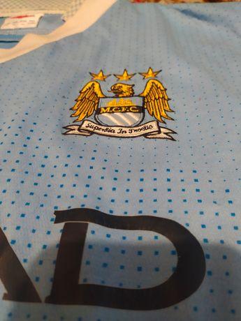 Manchester City Camisola Vintage