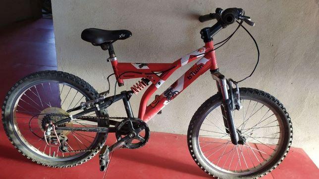 Дитячий велосипед , 20-ті колеса