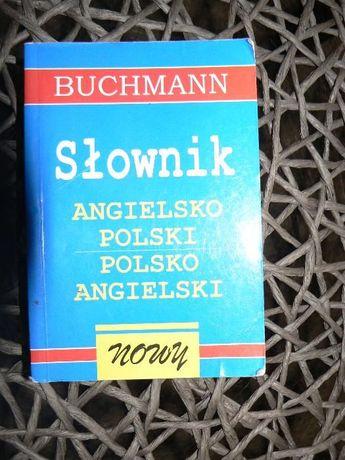 słownik angielsko-polski / polsko-angielski BUCHMANN