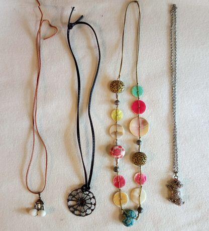 Naszyjnik, wisiorek, biżuteria, ozdoba na szyję