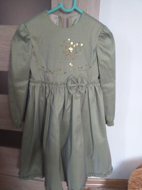 Nowa sukienka 122/128