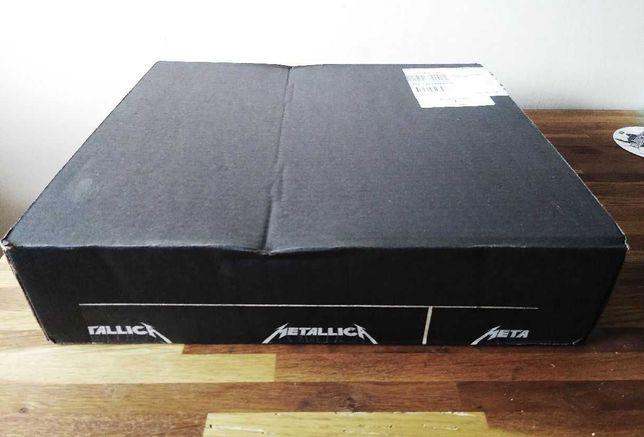 Metallica Black Album Deluxe Box Set. Nówka zamknięta w pudle.
