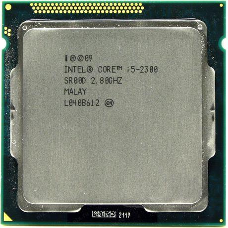 Процессор Intel Core I5 2300 - 2500₽