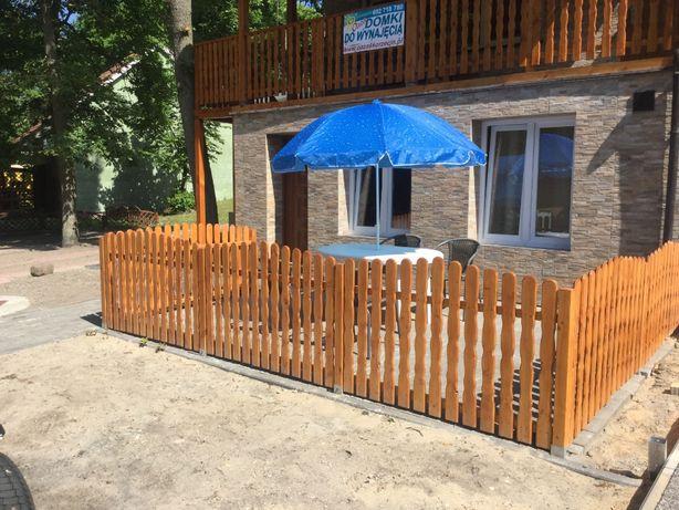 Domki do wynajęcia Oaza Skorzęcin