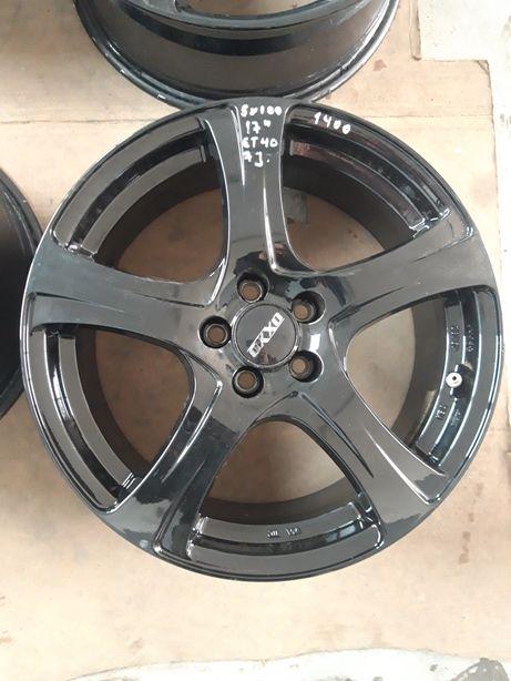 143 Felgi Aluminiowe R17 5x100 Golf IV Subaru AUDI A3 TOYOTA IDEALNE