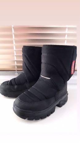 Demar Hannu, зимние ботинки, дутики, демар, зимові ботінки