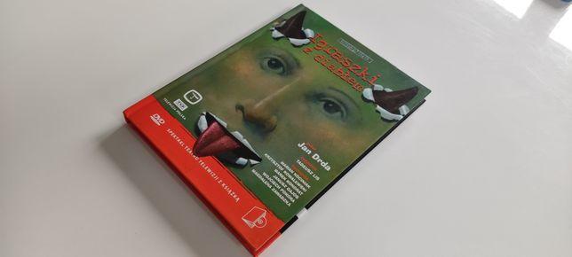 Igraszki z diabłem książka  + DVD