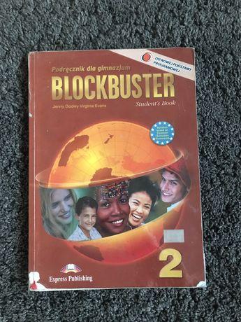 podręcznik książka do angielskiego blockbuster