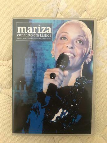 DVD Mariza Concerto em Lisboa