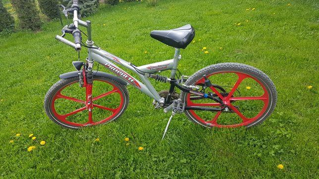 Велосипед, на литих дисках  PROPHETE , 26'