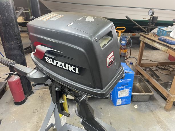 Motor suzuki 6 cv 2 tempos