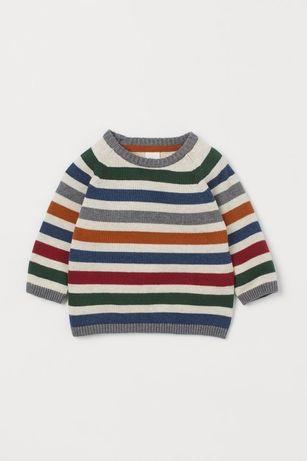 Дитяча кофта H&M для хлопчика 1,5-2 рочки
