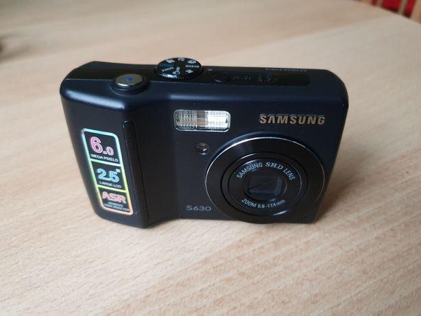 Aparat fotograficzny cyfrowy SAMSUNG s630 SPRAWNY