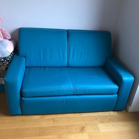 Sofa dwuosobowa rozkładana Monty Agata Meble