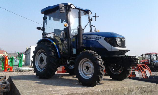 Ciągnik traktor Foton LOVOL M354 35KM 4x4 Rewers NOWY