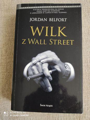 Książka Wilk z Wall Street - Jordan Belfort