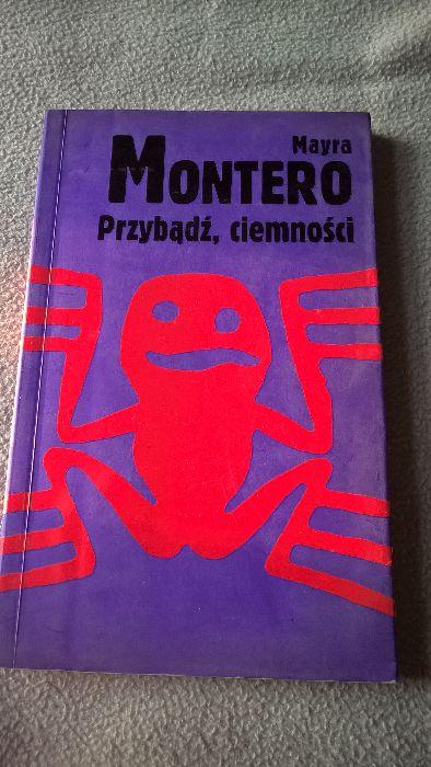 Mayra Montero Przybądź, ciemności Eduardo Mendoza Przygody fryzjera Siemianowice Śląskie - image 1