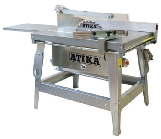 Piła stołowa BTU 450 2,2KW 230V pilarka krajzega do drewna stabilna
