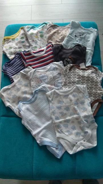 Ubranka niemowlęce komplet