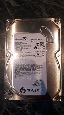 Жёсткий диск HDD Seagate Barracuda 500 GB