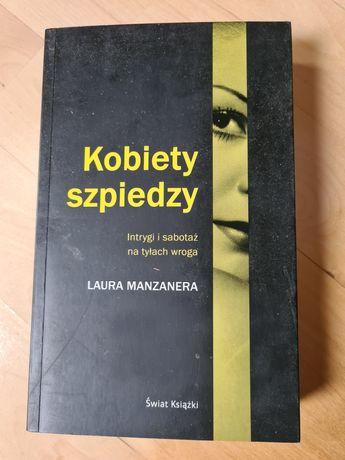 Kobiety szpiedzy Laura Manzanera