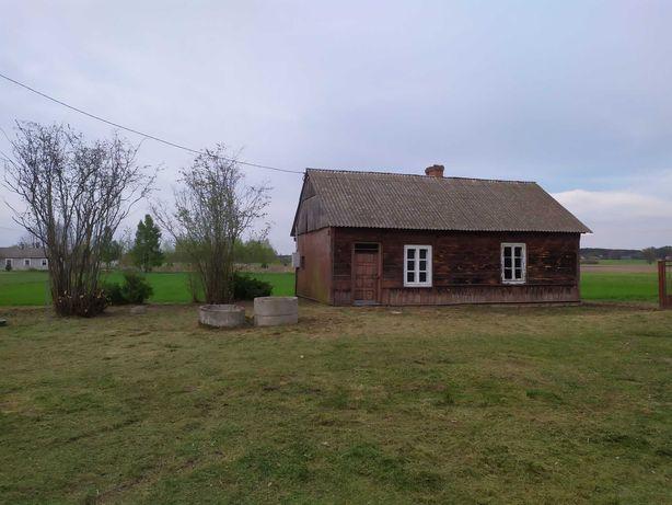 Siedlisko,drewniany domek z dużą działką blisko Zwoleń,Radom