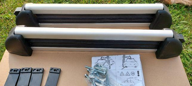 Uchwyt na narty HAKR bagażnik aluminium