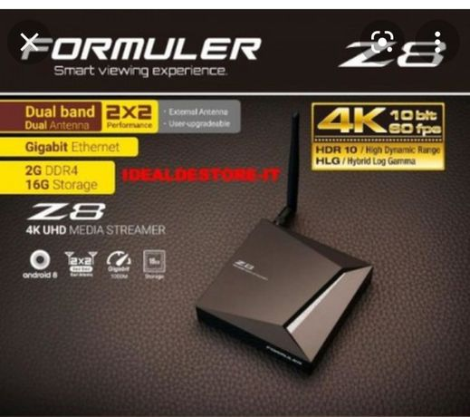 Box Android formuler z8