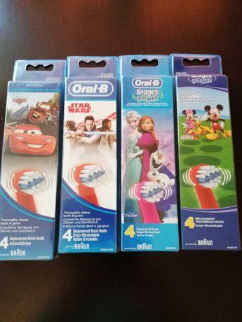 Wkłady dla dzieci oral-b