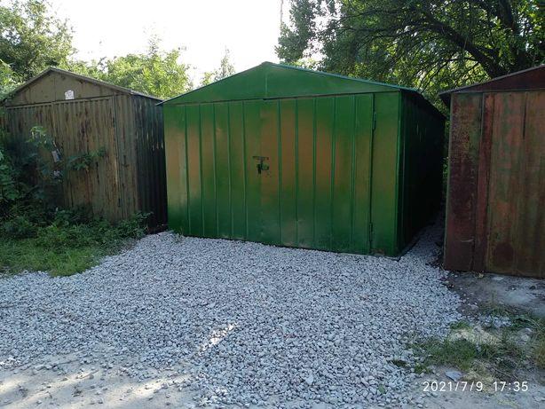 Оренда гаража (вул. Зв'язкова, Окружна, Порохова; Парус Парк, Авалон)