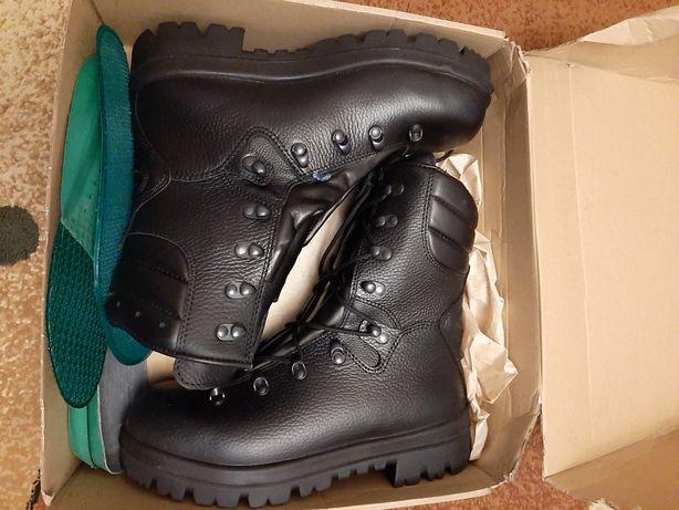Buty wojskowe zimowe rozmiar 25