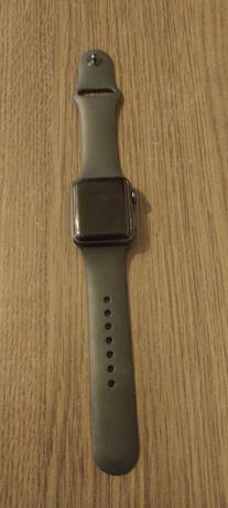 Smartwatch Apple 3 space grey GPS 38mm gwarancja 1.5roku