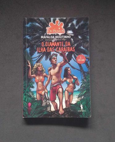 Livro – O Diamante da Ilha das Caraíbas