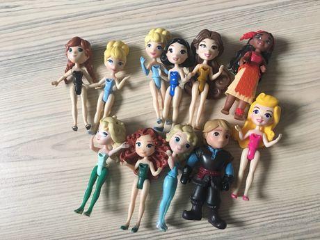 Hasbro Disney laleczki Elsa Bella i inne