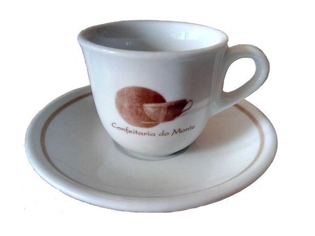 Chávena de café - Confeiteira do Monte - Grapor 2004 - Portugal