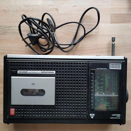 Radio Grundig mk 2500