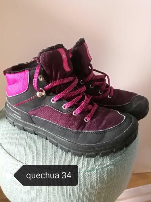 Quechua r. 34 na jesień, zime Rzeszów - image 1