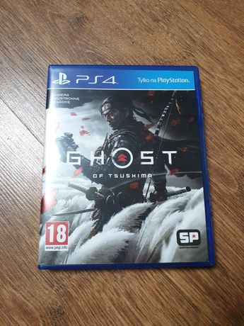 Ghost of Tsushima PL PS4