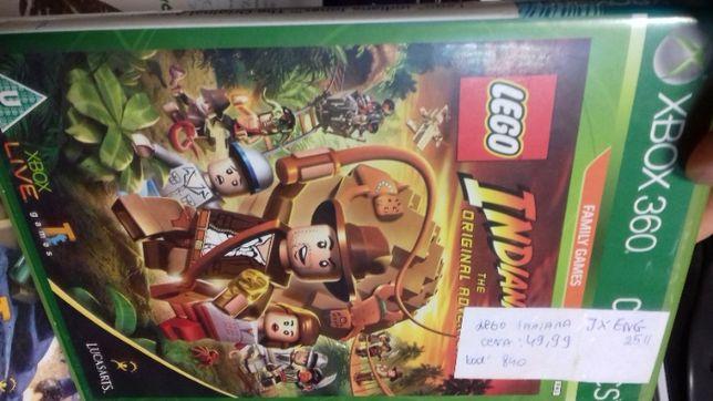 LEGO Indiana jones 1 i 2 XBOX 360