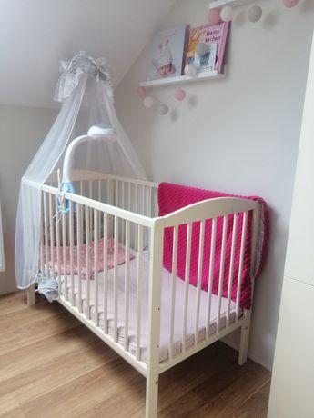 Przewijak Klupś komoda meble do pokoju dla dziecka