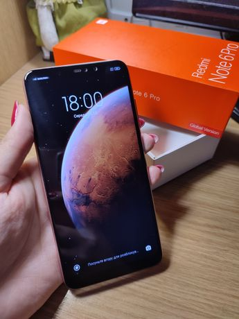 Xiaomi Redmi Note 6 Pro 4/64GB
