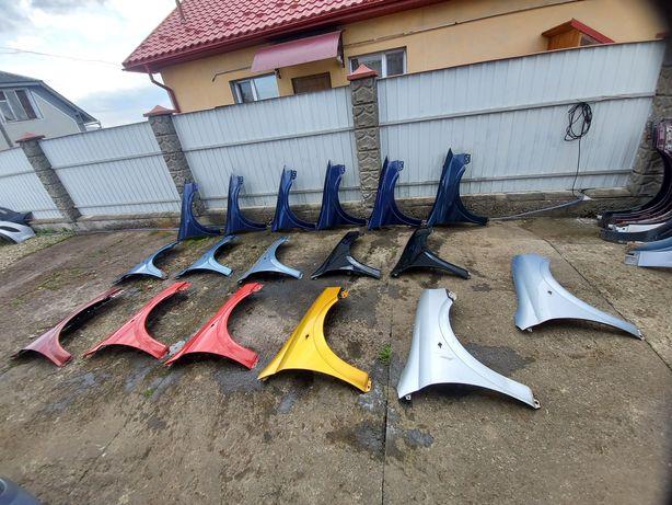 Крило Опель Астра Г Ж крила Opel Astra G Розборка шрот запчастини